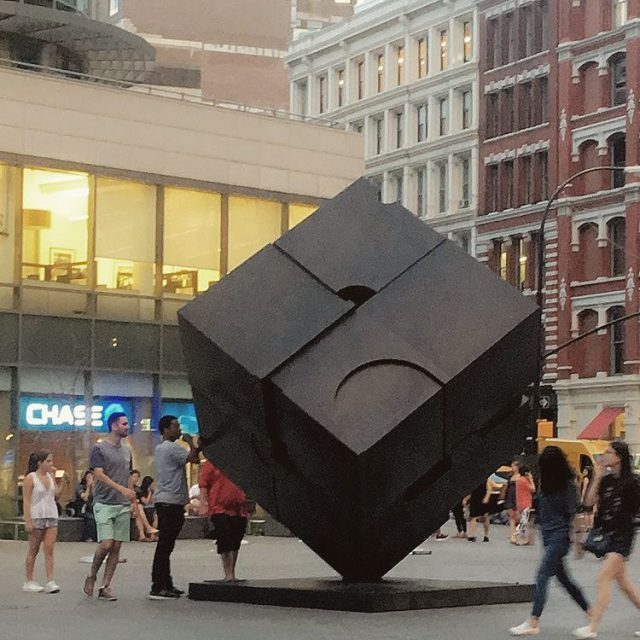 Can anyone guess where our campus twin Cube is located?hellip