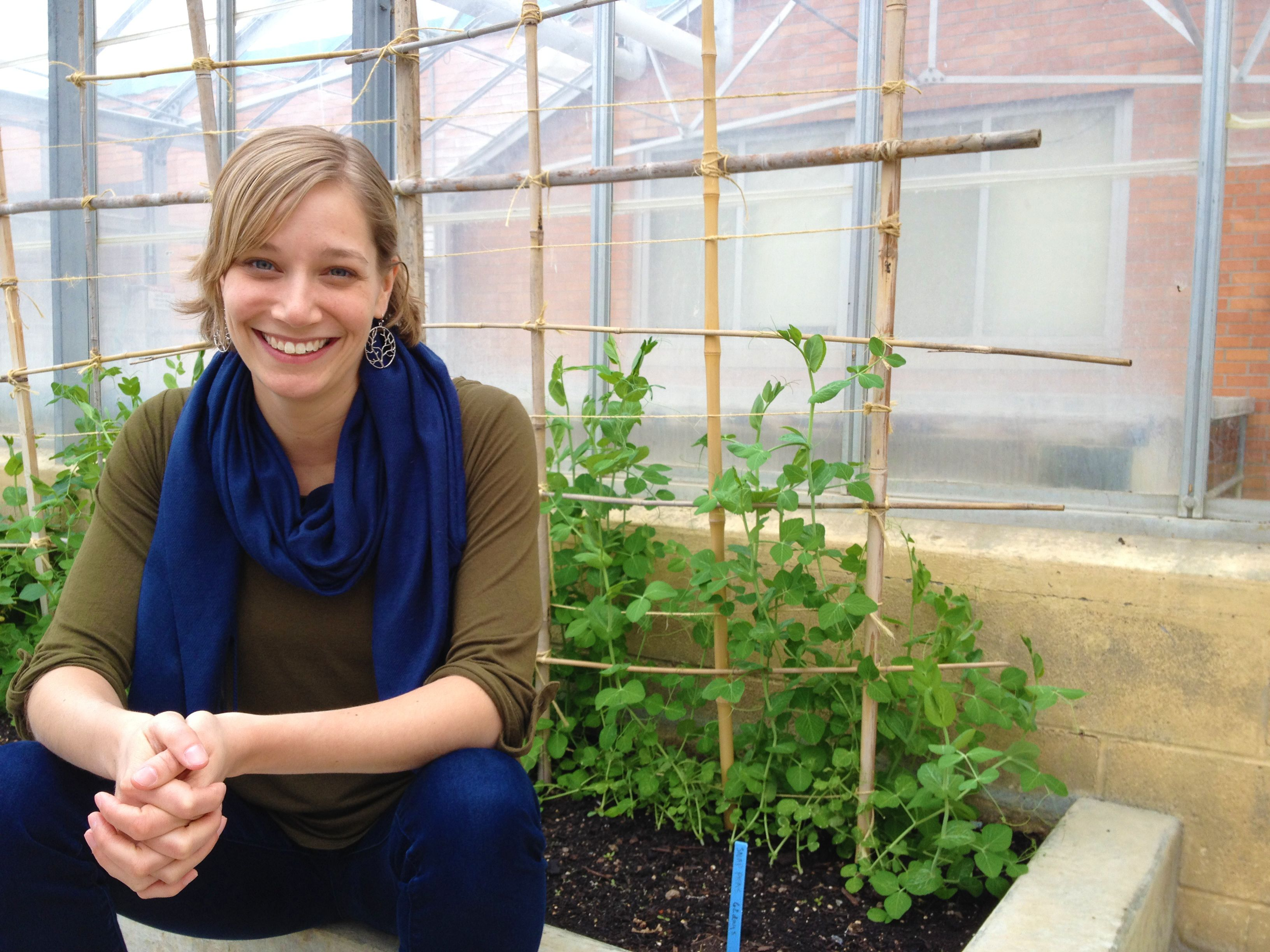 Emily Canosa : Assistant Director, UM Sustainable Living Experience