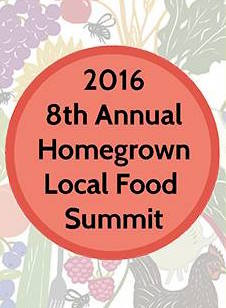8th Annual Local Food Summit (Feb 15)