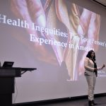 """Jessica Holmes   """"Health Inequities: The Poor Person's Experience in America"""""""