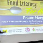 """Pakou Hang   """"Racial Justice and Equity in the Food System: Going Beyond the Roots"""""""