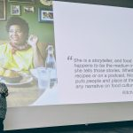 """Nicole Taylor   """"The Disruption of Traditional Food Media"""""""