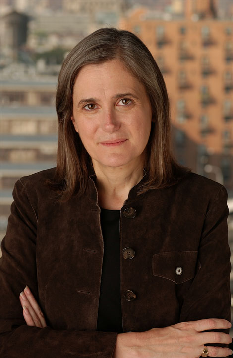 Photo of Amy Goodman, by Michael Keel