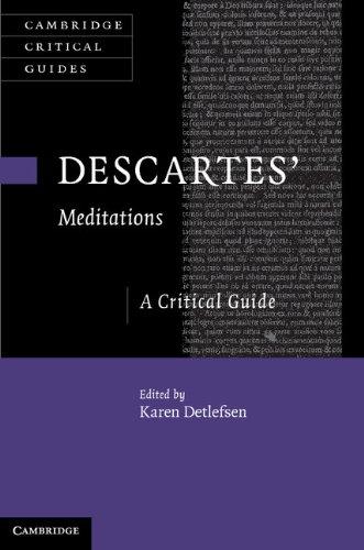 descartes meditations a critical guide 2