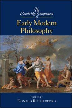 early modern philosophy
