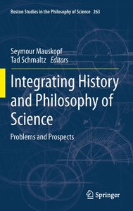 intergrating history and philosophy of science