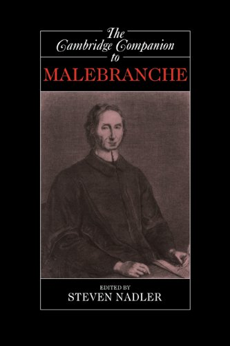 the cambridge companion to malebrance 2
