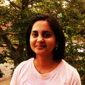 Dr. Poorna Roy : Postdoctoral Fellow
