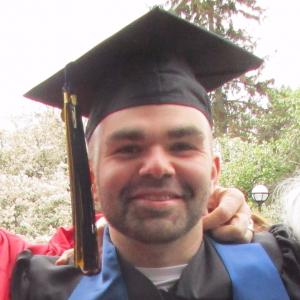 Brian Hardaway : Masters Student
