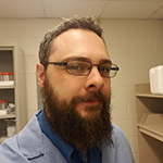 Dr. Robb Welty : Postdoctoral Fellow