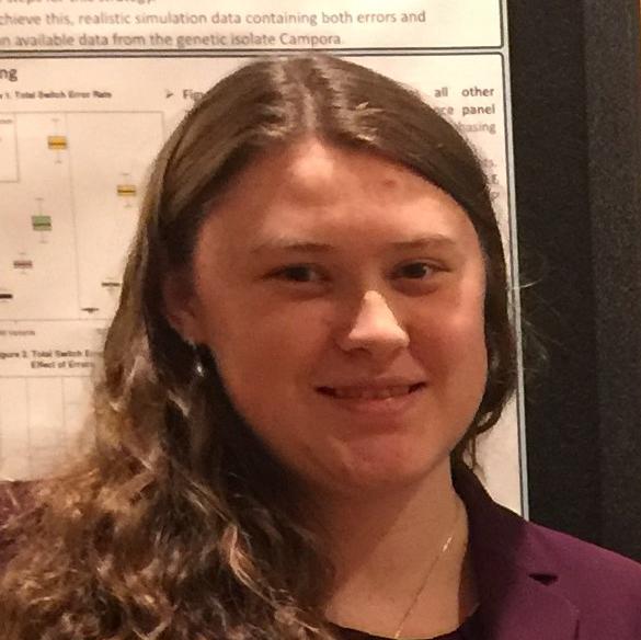 Jenna Veenstra : Rotation Student