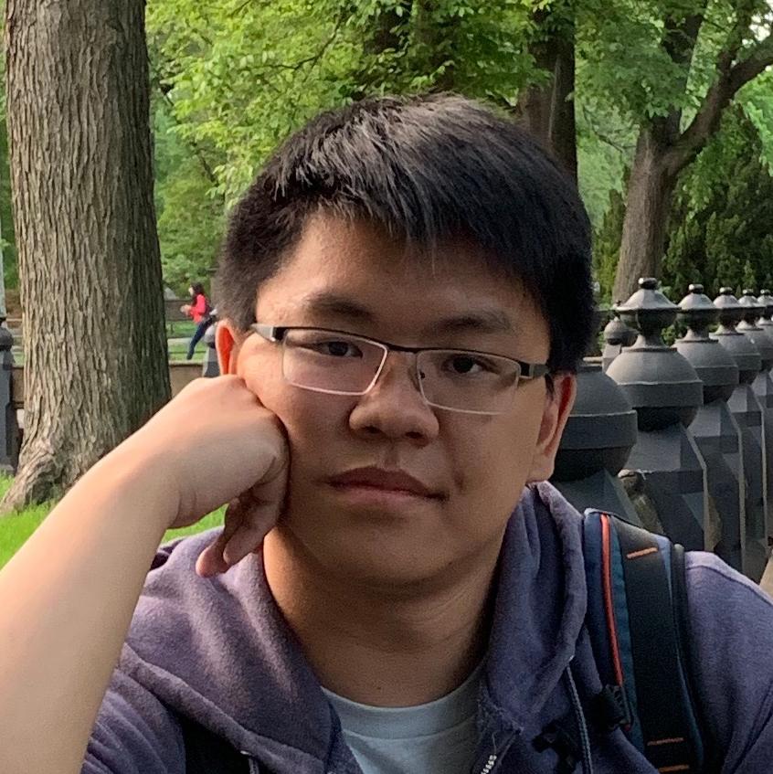 Yun Zhang : Rotation Student