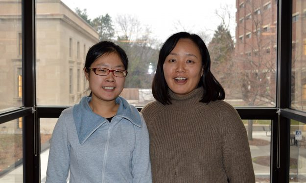 Lab retreat-Shijiao & Hye Kyong