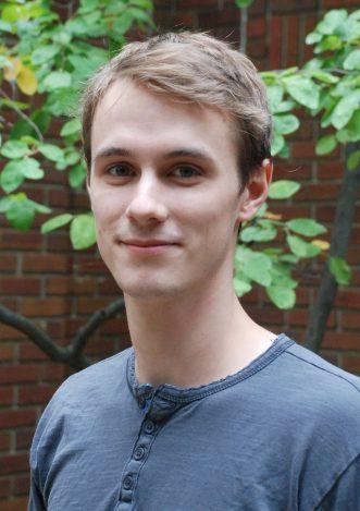 Henry Ertl : EEB Graduate Student