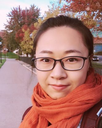 Jun Li : Visiting PhD student