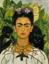 Frida Kahlo : Painter