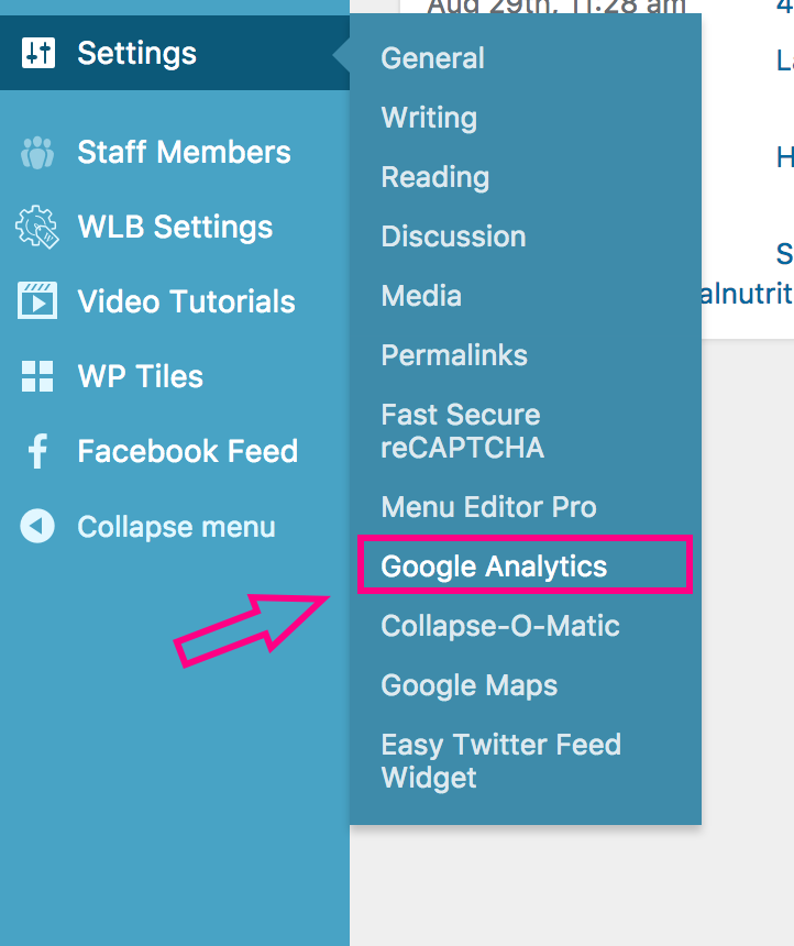For Current Analytics Users: How to Add a New Analytics