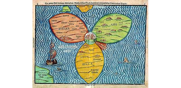 Bunting map from 1581_16