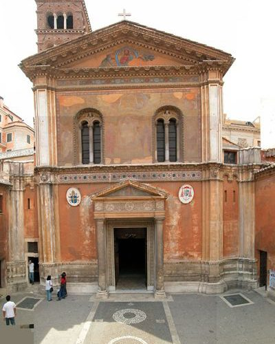 Church-of-Santa-Pudenziana-in-Rome