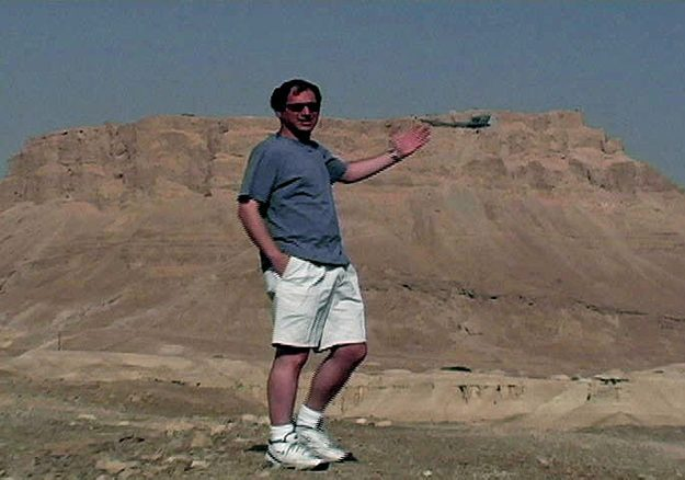 oothill of Masada in the Judaean Desert_18